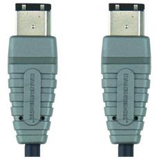 BCL6005 4.5m Blu cavo firewire