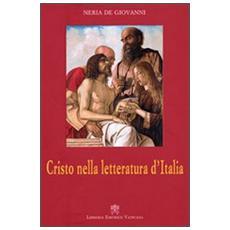 Cristo nella letteratura d'Italia