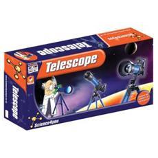 Gioco Educativo Telescopio Plastica 5600310391659