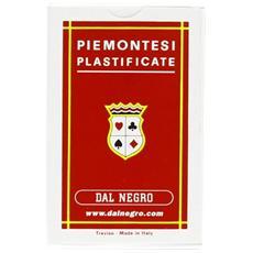 Carte Regionali Italiane Piemontesi da 40 N. 93 10012