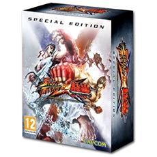 X360 - Street Fighter x Tekken - Special Edition