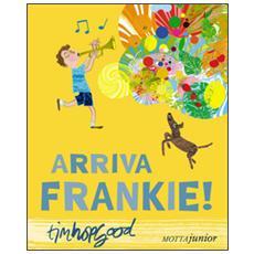 Tim Hopgood - Arriva Frankie!