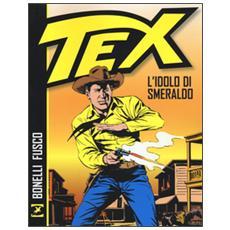 Idolo di smeraldo. Tex (L')