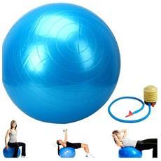 Palla Per Palestra Yoga Ginnastica Fitness Addominali Boing Ball Pompa A Pedali
