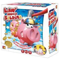 Gioco Lino Spacca Soldino +4 Cf1