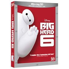 Brd Big Hero 6 (2d+3. D)