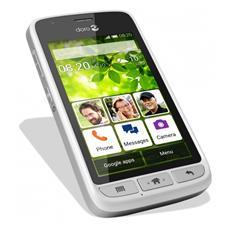 """Liberto 820 Mini Bianco 4 GB Display 4"""" Slot Micro SD Fotocamera 5 Mpx Android Europa"""
