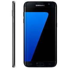 "SAMSUNG - Galaxy S7 Edge Nero Display 5.5"" Quad HD Octa Core Ram 4GB Storage 32 GB +Slot MicroSD WiFi Bt 4G /..."
