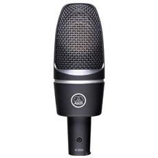 Microfono Cardioide C 3000 Nero