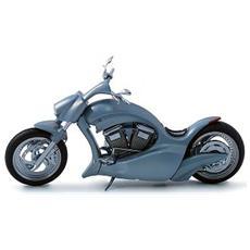 122024000 Hollister Excite Liquid Silver 2003 Modellino