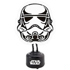 Lampada Neon Star Wars - Stormtrooper