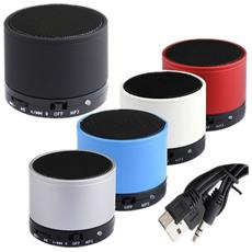 Cassa Bluetooth Altoparlante Speaker S10 Wireless Portatile Aux Tf Card Per Iphone Ipad Smartphone Android Colore Casuale