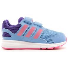 best sneakers 47a80 cabb6 ADIDAS - Scarpe Lk Sport Cf I - 19 Azzurro-rosa