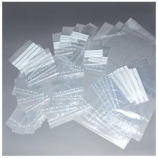 conf. 1000 Buste grip PLT 50 micr. no stampa 16x22cm TG16022