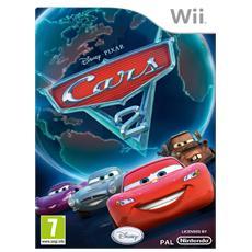 WII - Cars 2: il Videogioco