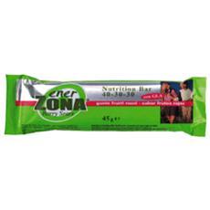 nutrition bar 40-30-30 barretta gusto nocciola 1 barretta da 48 g