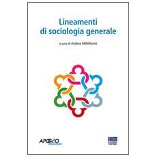 Lineamenti di sociologia generale
