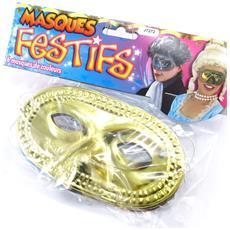 set di 6 'masques festifs' multicolore - [ j7272]
