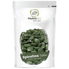 Spirulina Tablets 250mg 125 G - Nutrisslim - Detox-