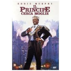 Dvd Principe Cerca Moglie (il)