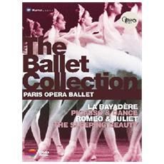 Dvd Paris Opera Ballet Collection (4dvd)