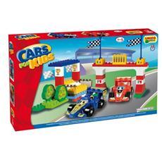 Costruzioni - Cars For Kids - Autodromo F1 61 Pezzi