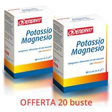 Potassio Magnesio 20 Buste