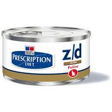 Alimento Per Gatto Prescription Diet Zd Feline 156g
