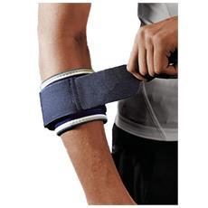 Protezione Gomito Tennista 034 Ambidestro Regolabile Con Velcro Fascia Supporto Elastica Tutore Fitness Neoprene