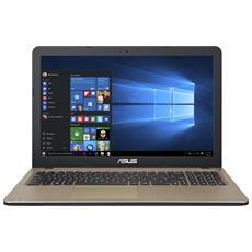 "Notebook VivoBook 15 X540NA Monitor 15.6"" HD Intel Celeron N3350 Ram 4GB Hard DIsk 500GB 1xUSB 3.0 Endless"