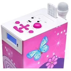 Interactive TW5 Fairy II, 2.1, 20W, 3,5 mm, LCD, Blu, Multi