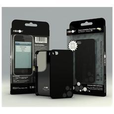 Cover protettivo Dual-Sim per iPhone 4S, Nero