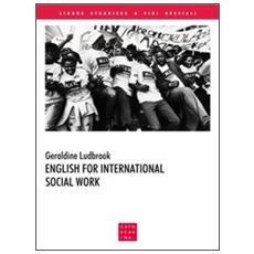 English for international social work. Ediz. multilingue