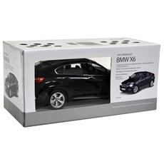 Automobile Radiocomandata Per Smartphone Android Bmw X6 - Nero