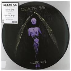 Death Ss - Sinful Dove (Picture Disc)