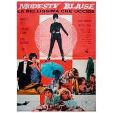Modesty Blaise - La Bellissima Che Uccide