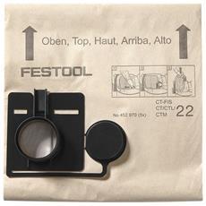 Sacchetto Filtro Fis-ct 55/5