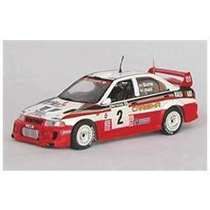 M99003 Mitsubishi Carisma Gt Rally Gran Modellino