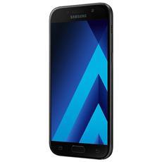 """Galaxy A5 (2017) Nero 32 GB 4G / LTE Display 5.2"""" Full HD Slot Micro SD Fotocamera 16 Mpx Android Italia"""
