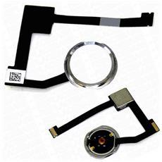 Cavo Flex Tasto Home Bianco / silver Per Ipad Mini 3