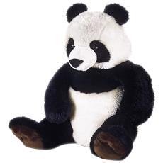 Plush & Company Peluche Panda Seduto H 95 Cm
