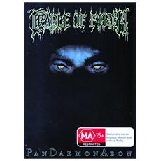 DVD CRADLE OF FILTH-PANDAEMONAEON