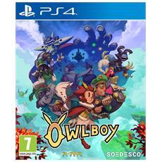PS4 - Owlboy - Day one: 31/05/18
