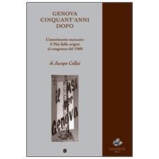 Genova cinquant'anni dopo. Il MSI dalle origini al congresso del 1960