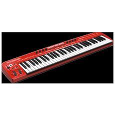 Bh Umx610 Controller Tastiera Usb / Midi 61tast