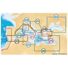 Cartografia Navionics Platinum+ CF XL Specificare Zona