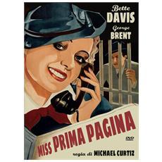 Dvd Miss Prima Pagina