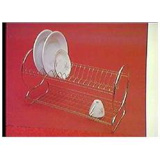 Scolapiatti Inox Cm60 Strumenti Da Cucina