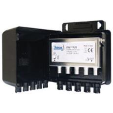 Amplificatore Tv Per Antenna Combo Zd83211tle Lte Free Log Da Palo 1 In / 1 Out