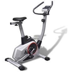 Cyclette Xl Magnetica Con Movimento Di Massa Ad Impulso Da 10kg